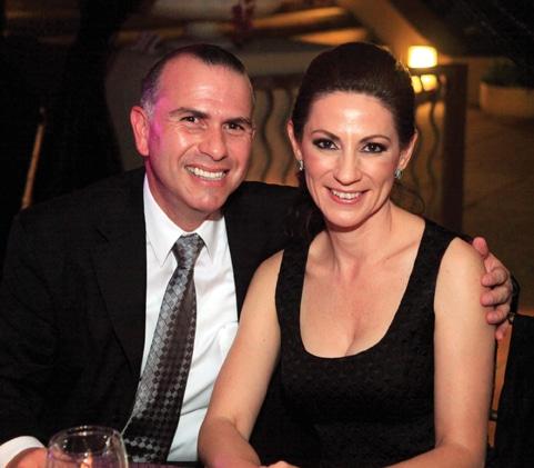 Oscar y Monica Fernandez