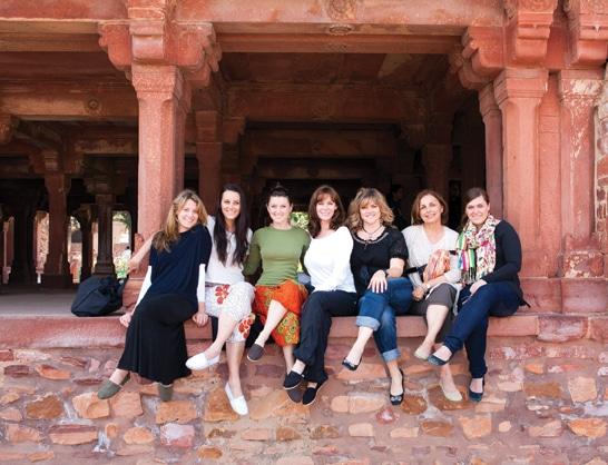 PCI Participants at Amber Palace