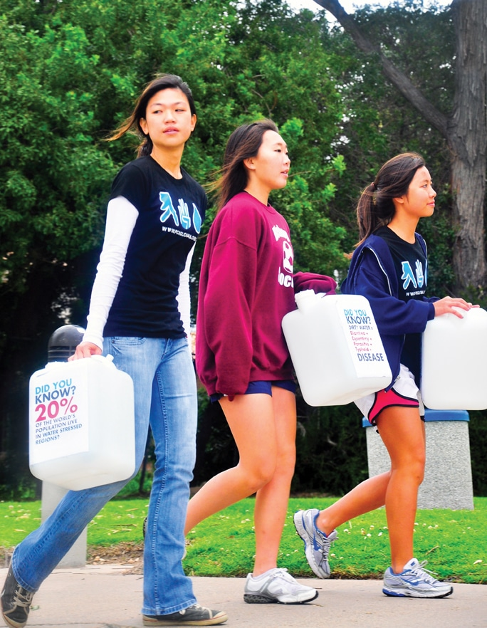 PCI WALK FOR WATER ()