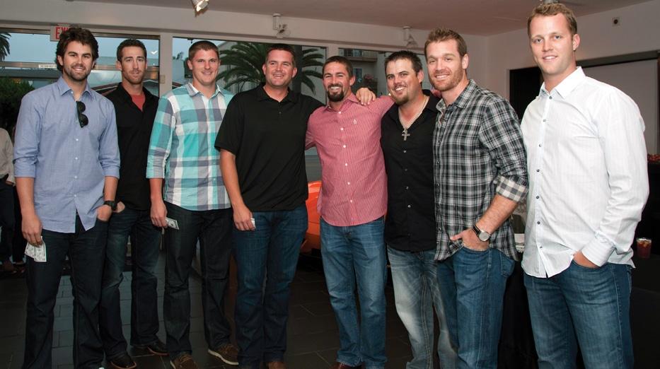 Padres Team Members
