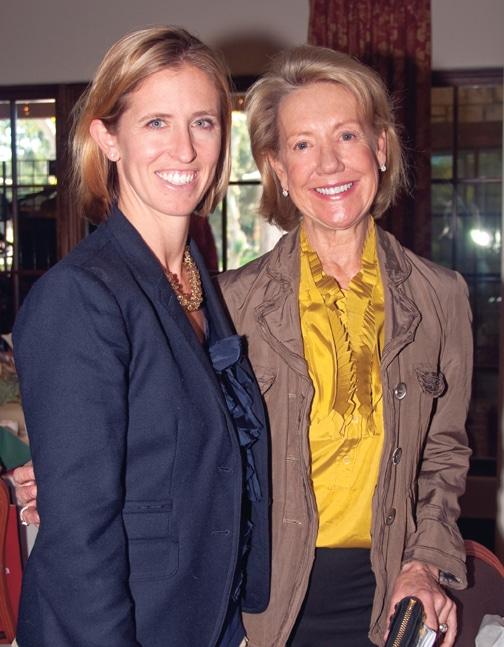 Paige Pennock and Diane Pennock