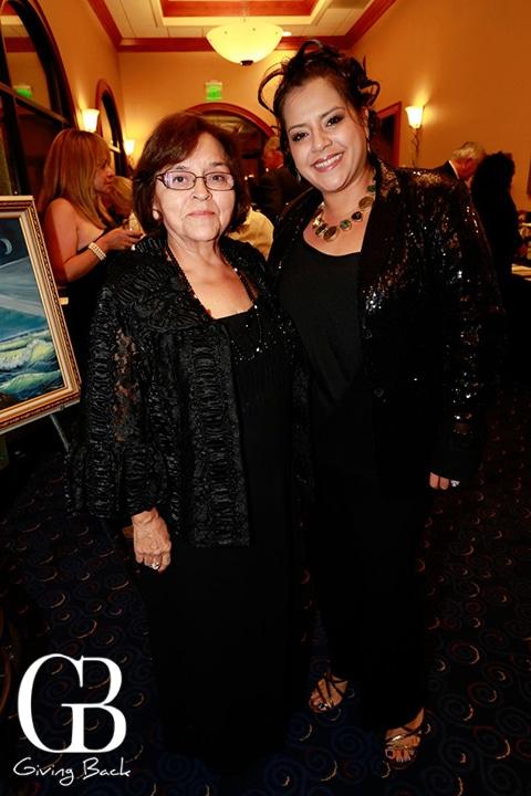 Palmira Pineda and Vanessa Ruiz