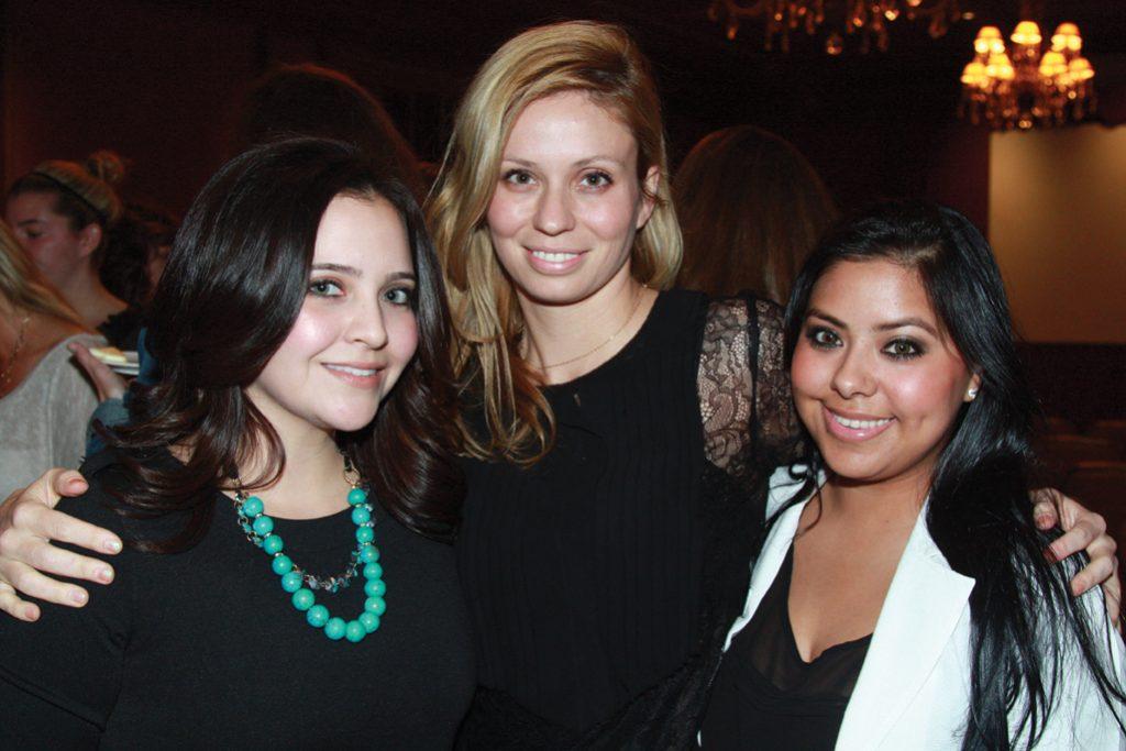 Paloma Hernandez, Laura Yednorowicz and Tina Ramirez +.JPG