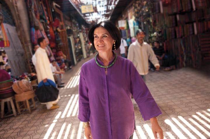 Paloma in Marrakech