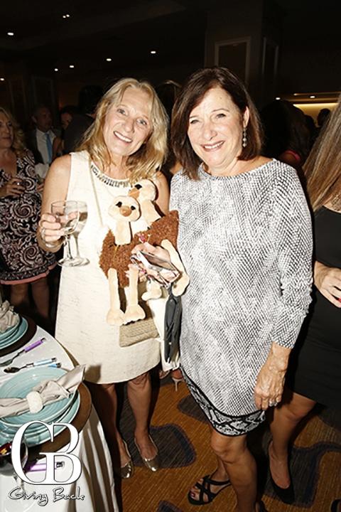 Pam Bobrow and Lisa Mitchell