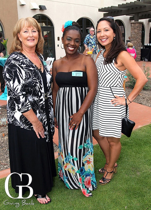 Pam Dotson  Cherese Mireles and Sheila Miller
