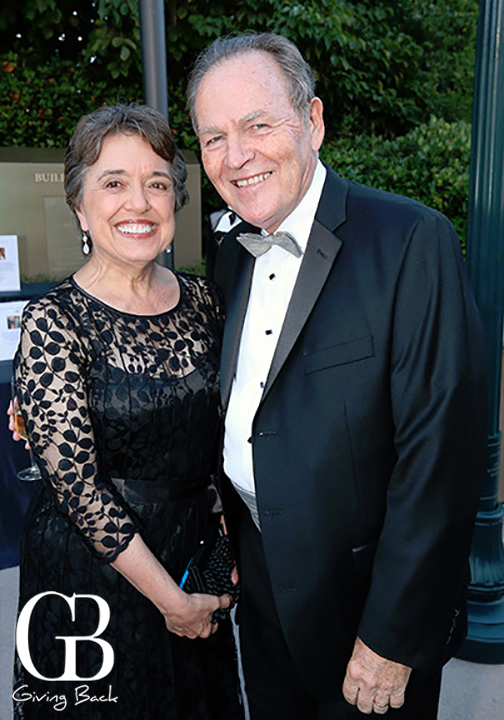 Pam and Hal Fuson