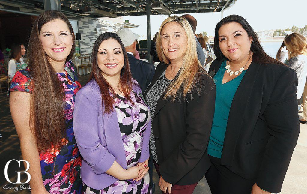 Pamela Carson  Danielle Gonzalez  Shannan Doane and Cristina Espinoza