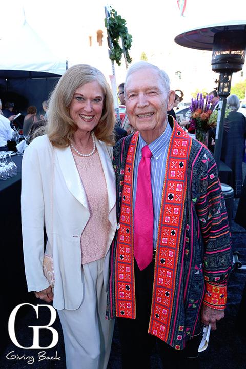 Pamela Hartwell and Robert Wallace