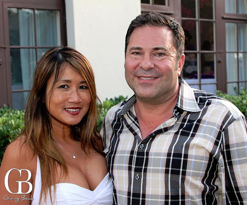 Panella Ching and John Weinstein