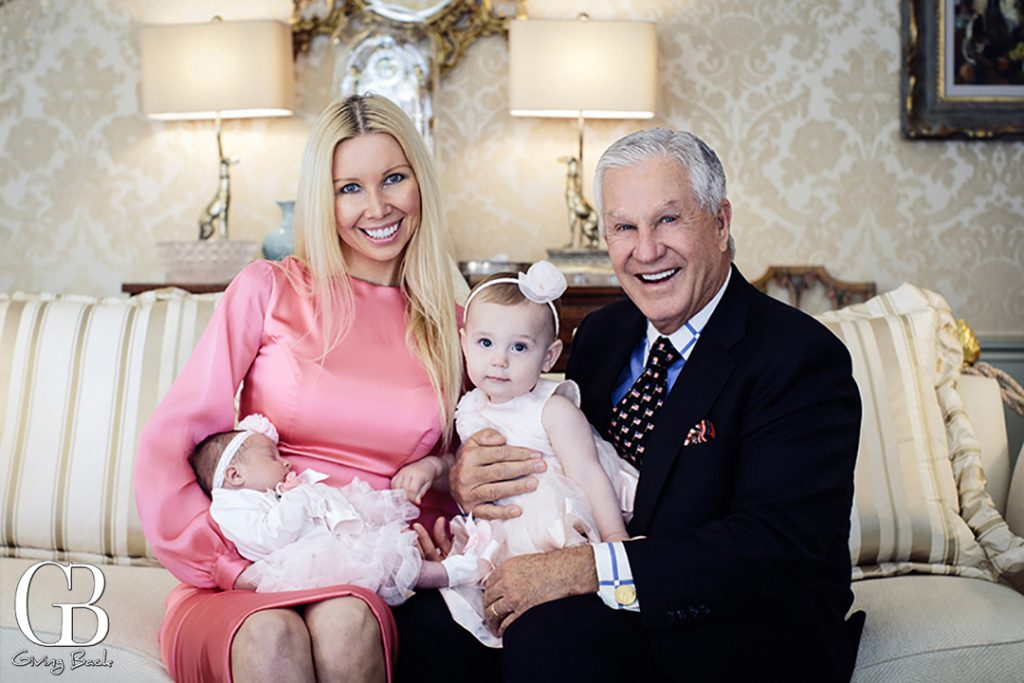 Papa Doug and Geniya Manchester