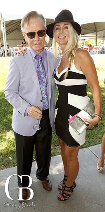 Pat Kruer and Kelly Doan