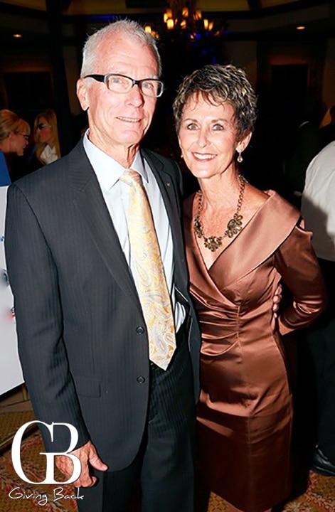 Pat Stouffer and Fran Chadwyck