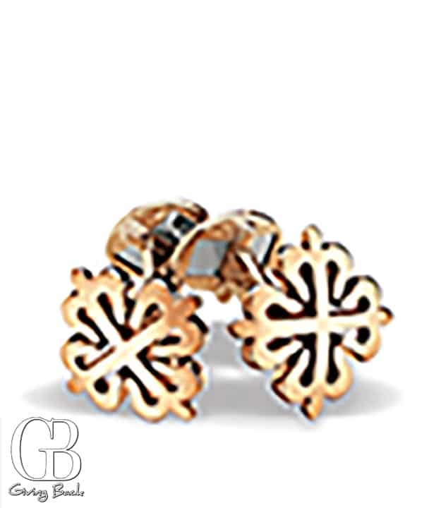 Patek Philippe Rose Gold Cufflinks