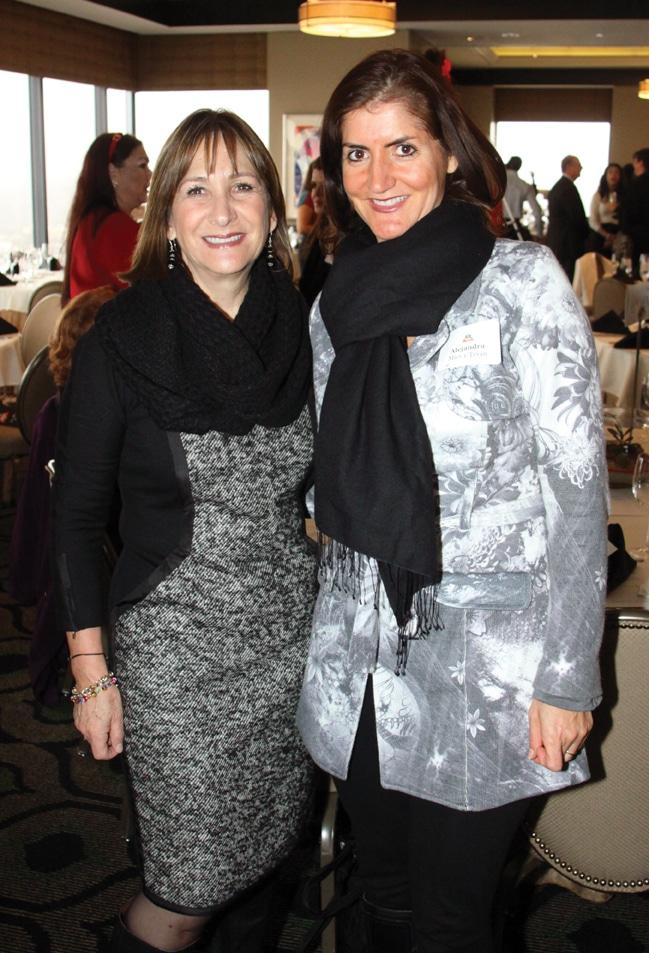 Patricia Saunderson and Alejandra Mier y Teran.JPG