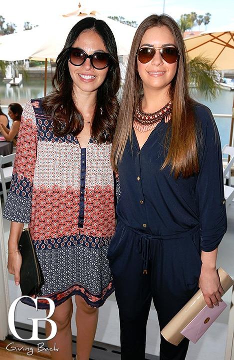 Patricia Paramo y Alexandra de la Parra