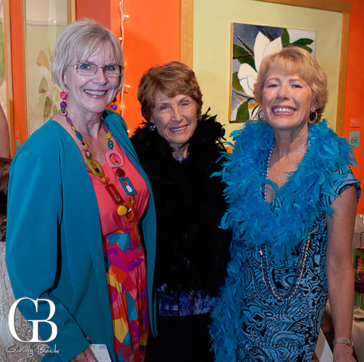 Patricia Rinaker  Helen Hammond and Jody Hammond