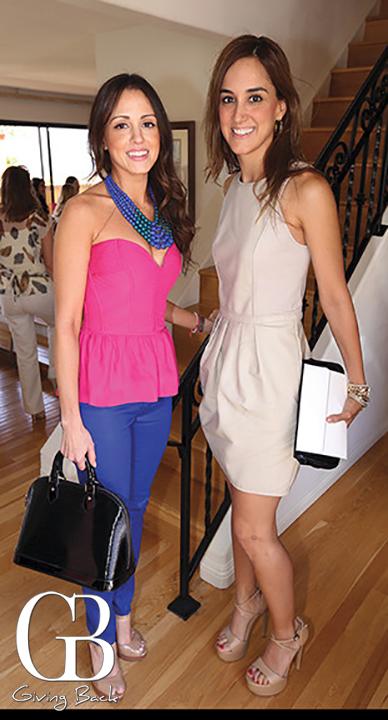 Patricia Rodriguez y Adriana Camarena