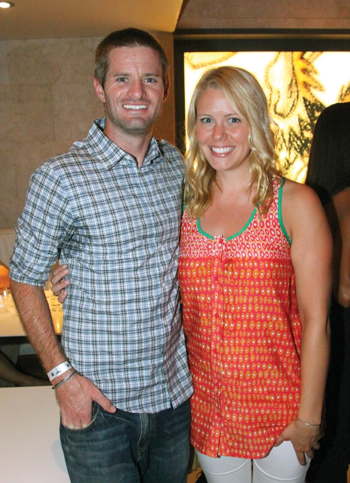 Patrick Vesely and Monica Manning.JPG