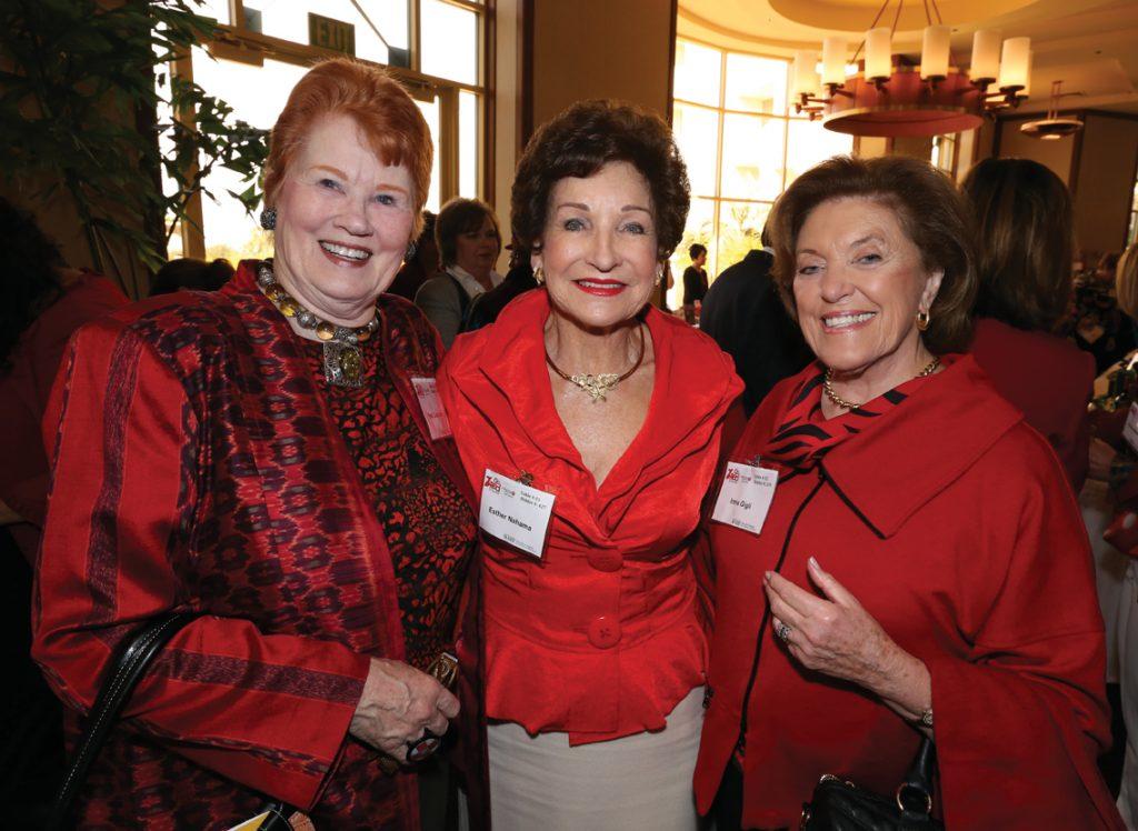 Patti Cooprider, Esther Nahama and Irma Gigli.JPG