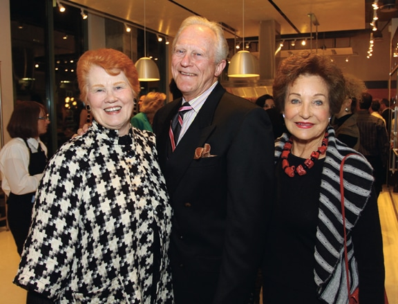 Patti and Coop Cooprider with Esther Nahama.JPG