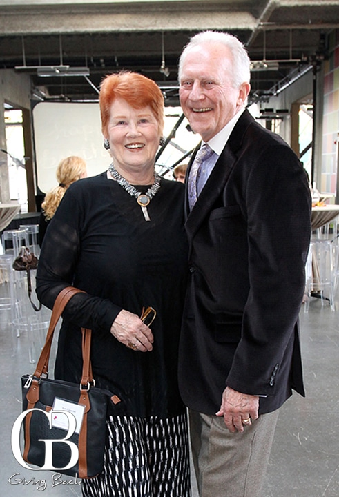 Patti and Coop Cooprider