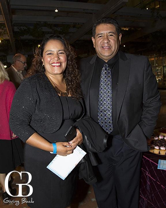 Patti and Raul Palomino
