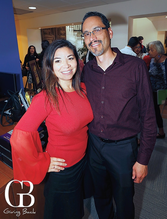 Patti and Richard Chavez