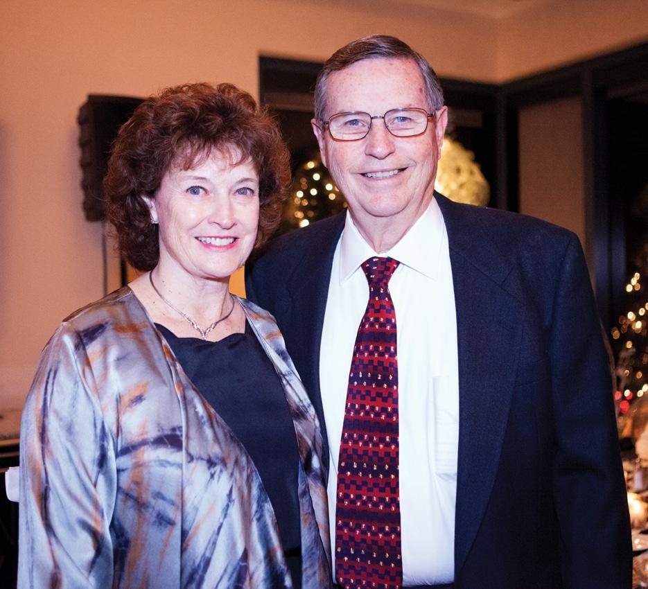 Patty and Gary Taylor