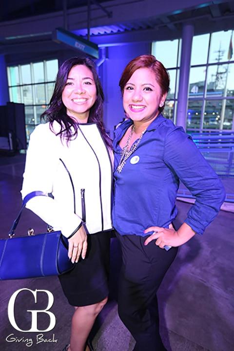 Patty Chavez and Liz Ramirez