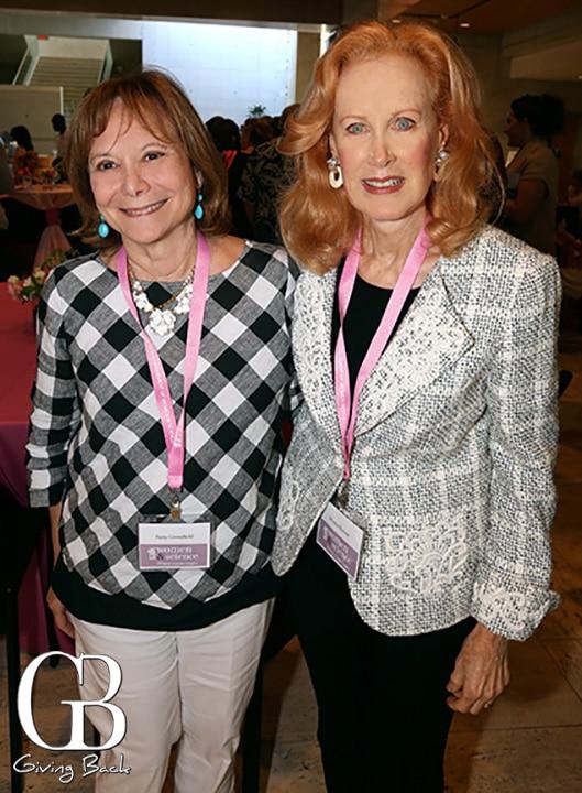 Patty Greenfield and Marsha Shahon