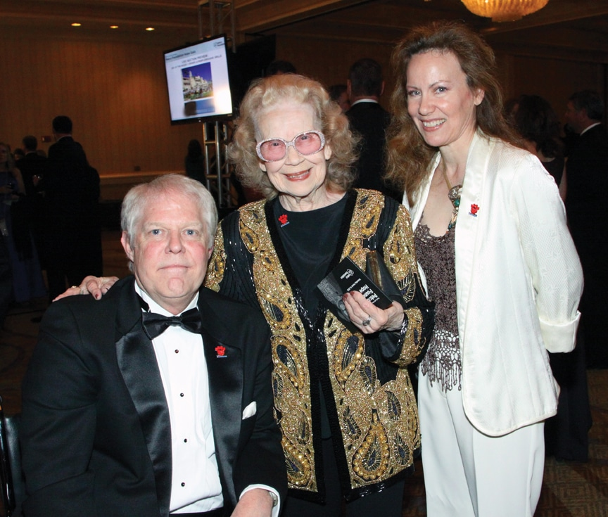 Paul Jolly, Joyce Miller and Page Miller.JPG