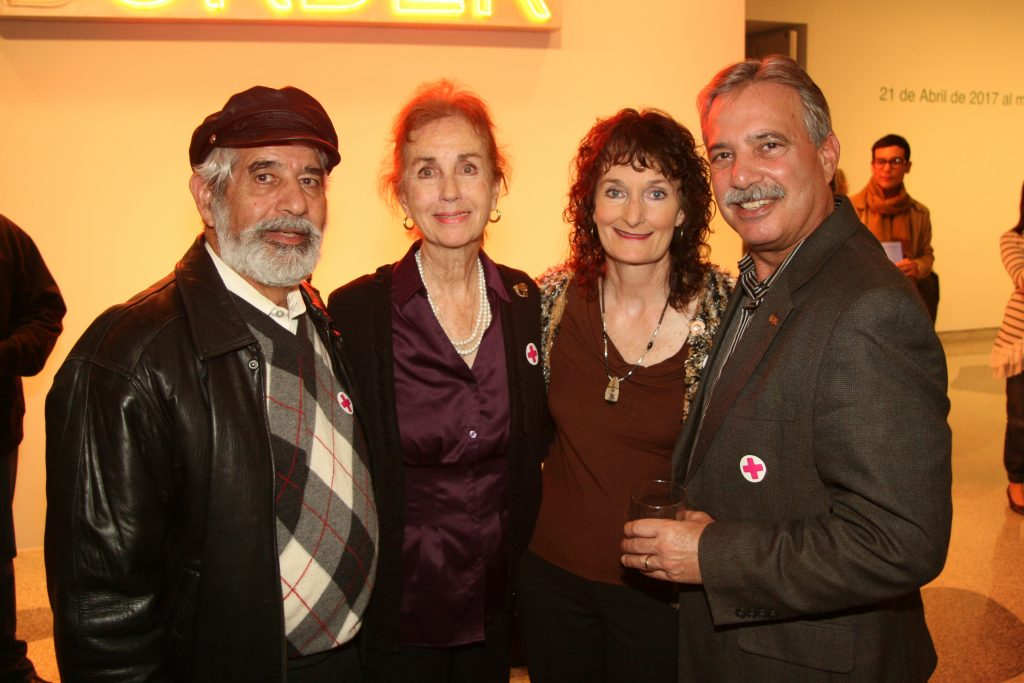 Paul Marshall, Darlene Davies, Julie and Tom Karlo.JPG