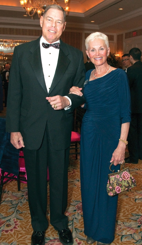 Paul and Marina Swanson