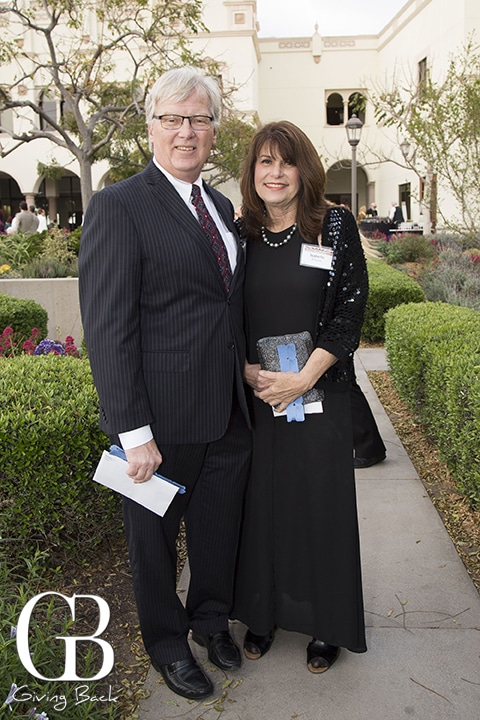 Paul Bedington and Isabella Ericson