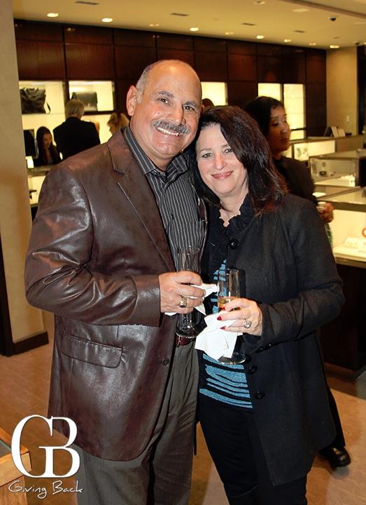 Paul Cappitelli and Janice Simone