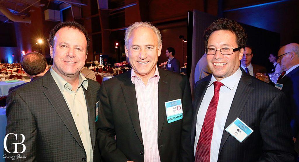 Paul Needelman  Ken Polin and Rich Leib