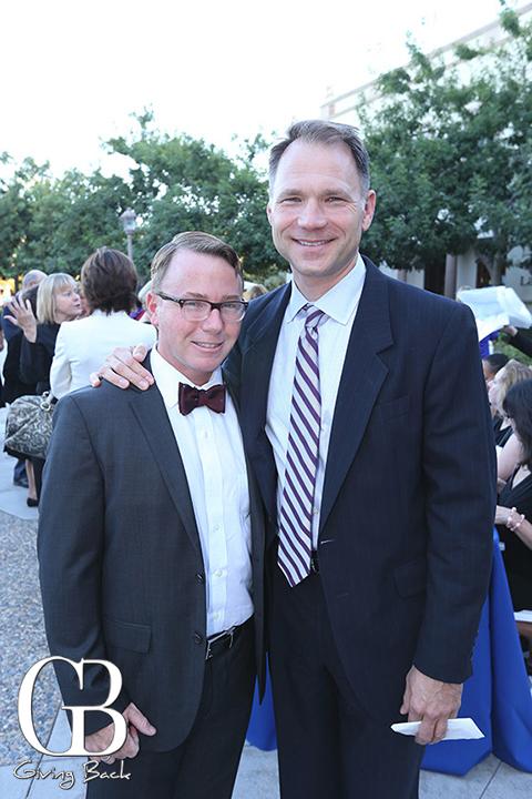 Paul Silvera and Todd Schulz