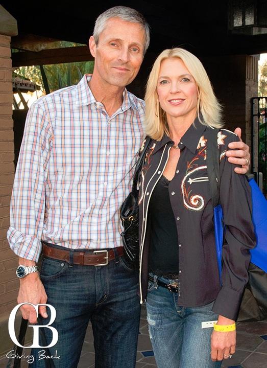 Paul and Dawn Reichert