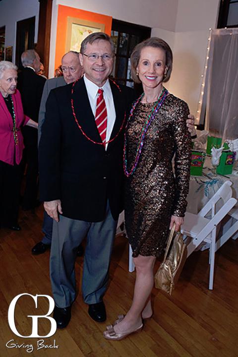 Paul and Joyce Dostart