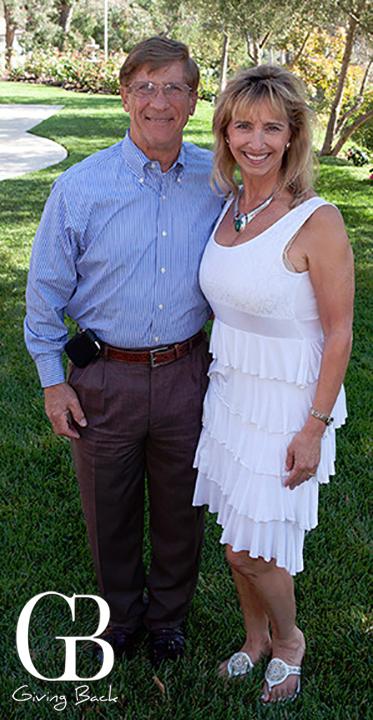 Paul and Lori Ward