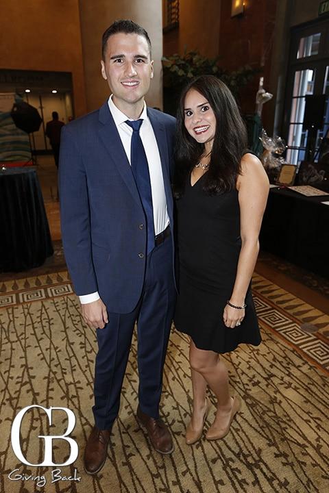 Paul and Maya Ganey