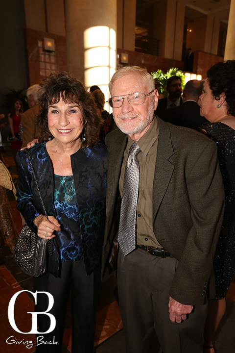 Paula Halprin and Sheldon Kleiman