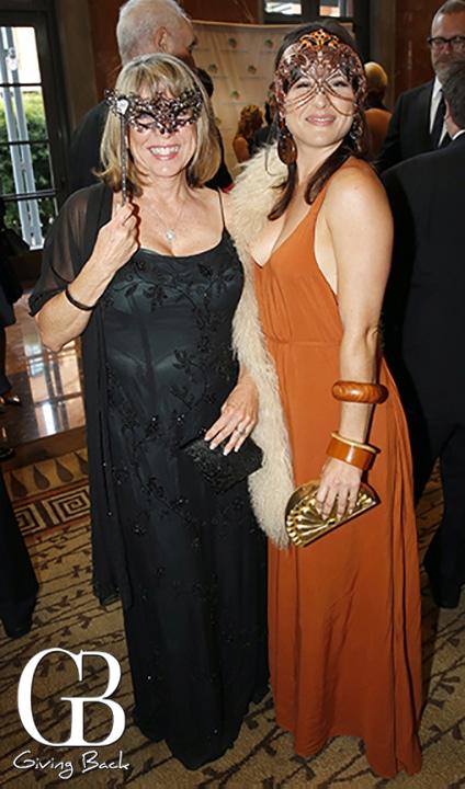 Paula Waring and Julia Reeser