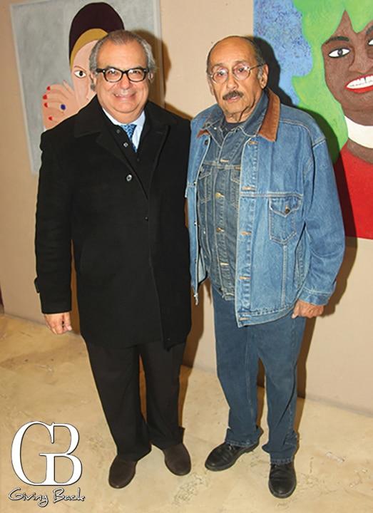 Pedro Ochoa Palacio y Alvaro Blancarte
