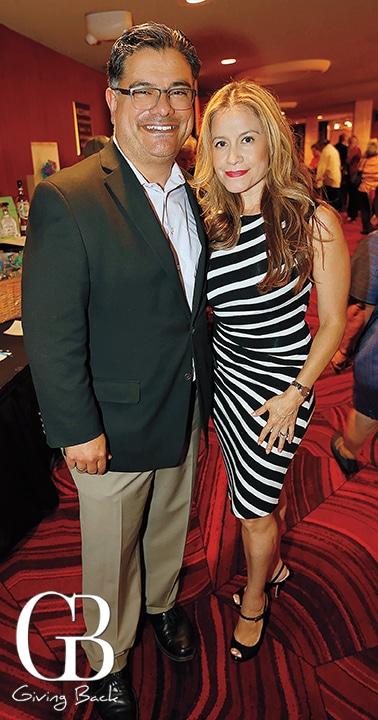 Pedro and Susy Villegas