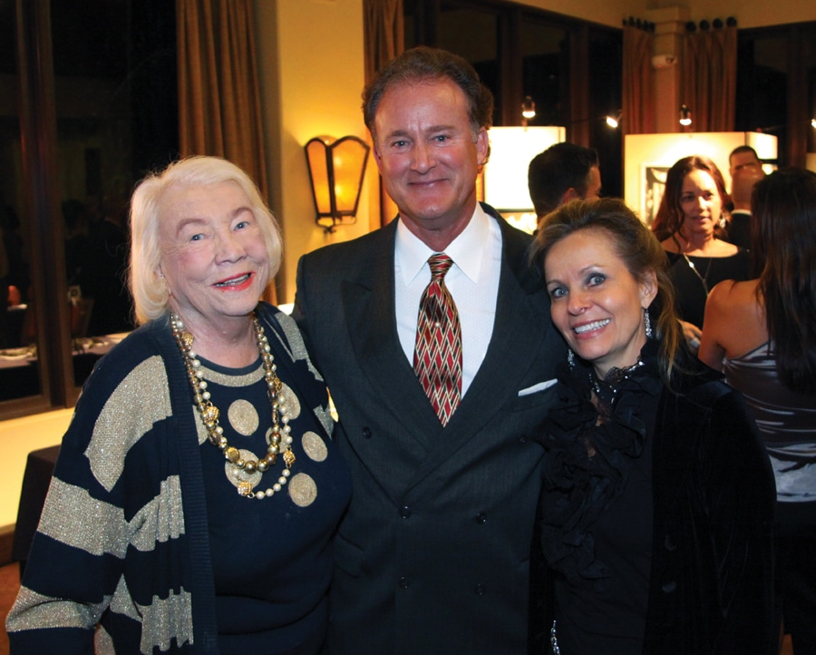 Peggy Matthews with Chris and Nancy Taylor.JPG