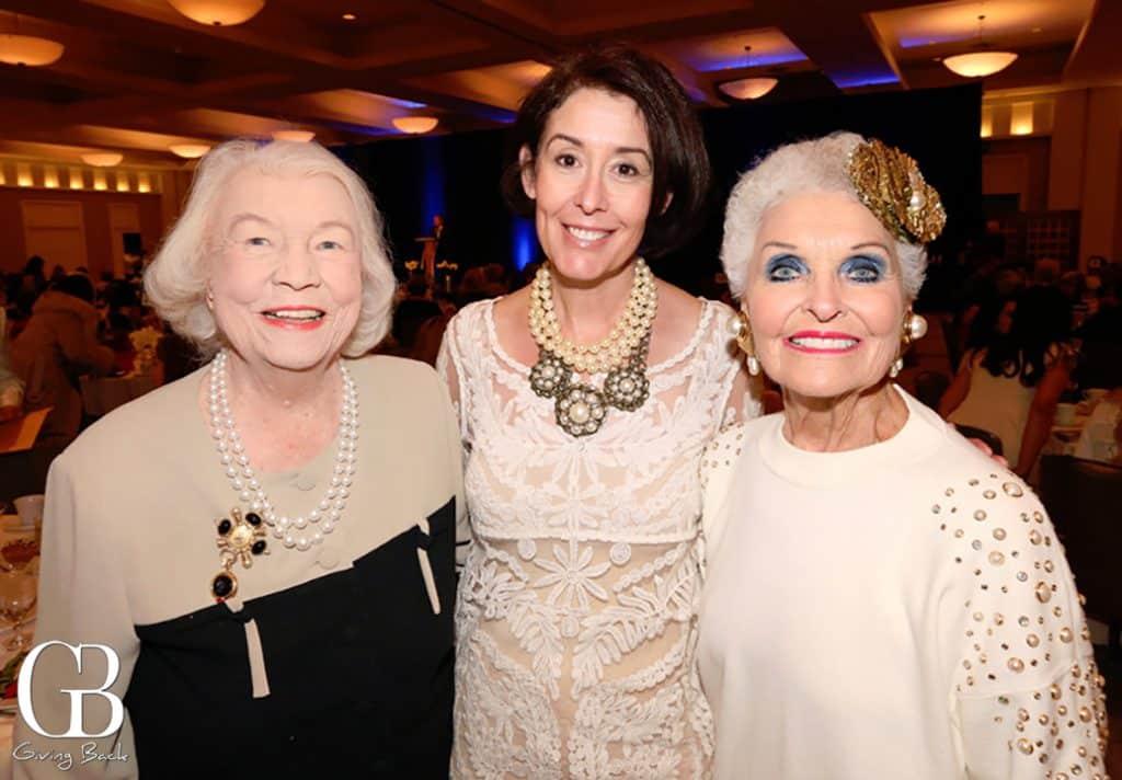 Peggy Matthews  Diane Stocker and Marilyn Barrett