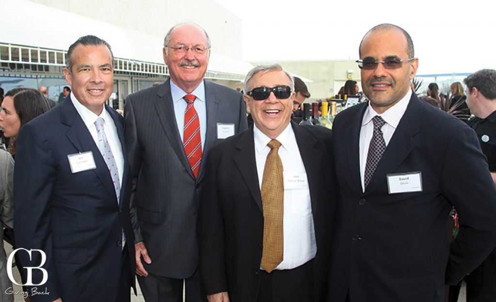 Pepe Larroque  Eugenio Elorduy  Jose Galicot and David Shirk