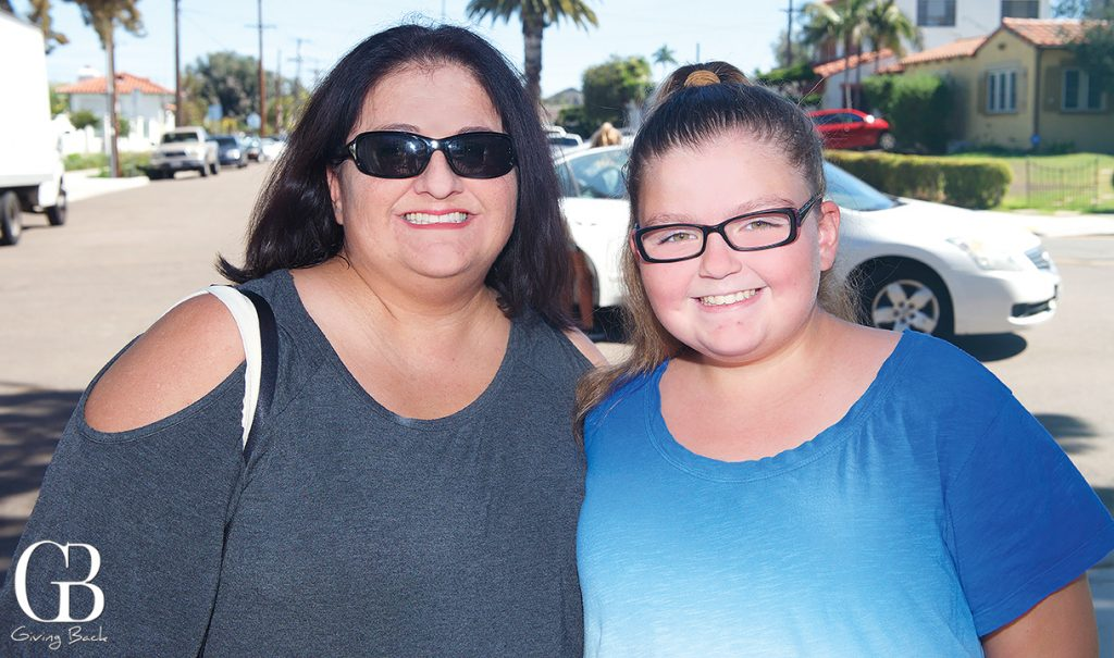Perla and Sophia Bagalini